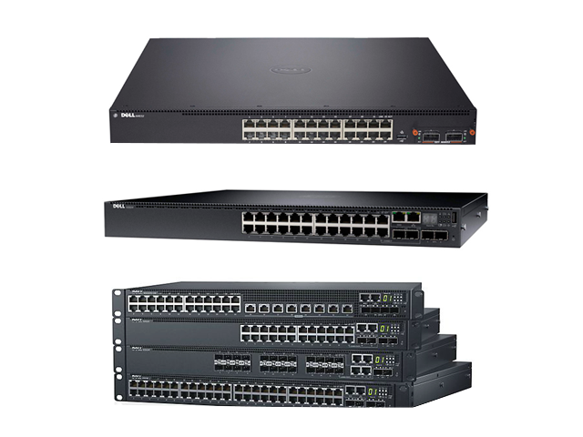 Коммутаторы Dell Networking
