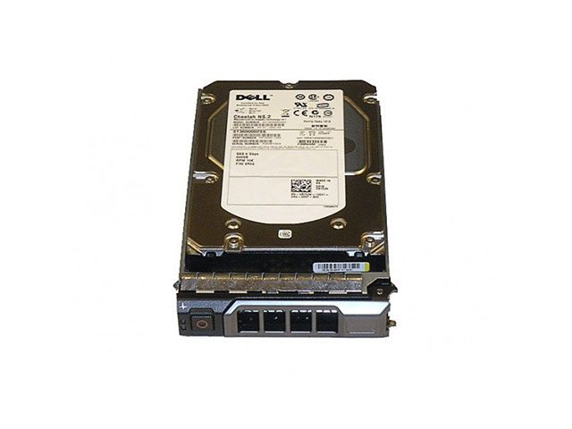 Жесткий диск Dell HDD 3,5 in 500GB 7200 rpm SAS 400-21307