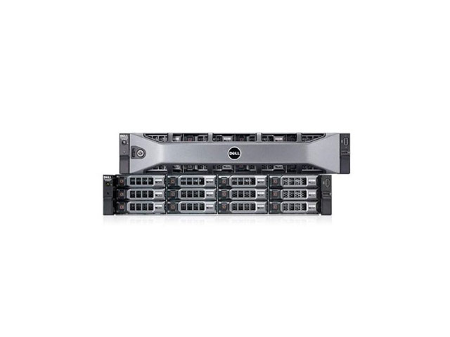Сервер Dell PowerEdge R720xd PER720-39506-02