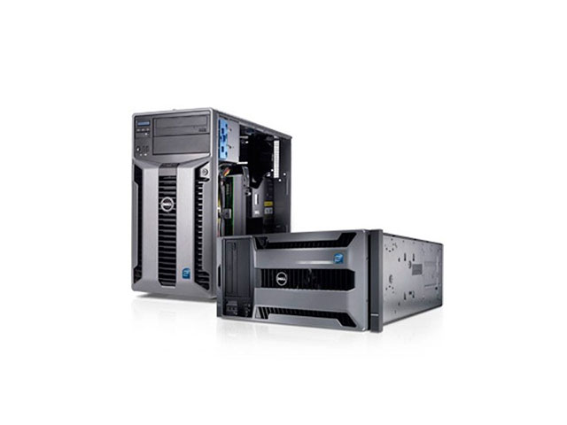 Tower Сервер Dell PowerEdge PE T710 S05T7100301R