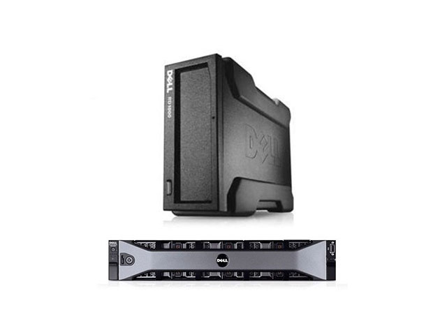 Дисковая СХД Dell PowerVault DR4000 210-38716