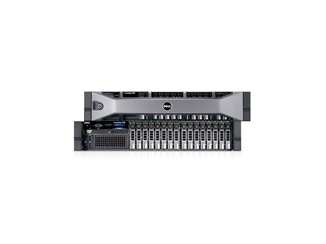 Rack Сервер Dell PowerEdge PE R720 545524 PER720 2609SASSFF