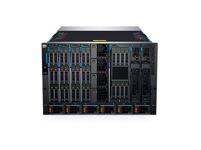Блейд-шасси Dell EMC PowerEdge MX7000 MX7000