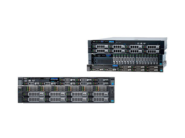 Серверы Dell Power Edge G13 Rack