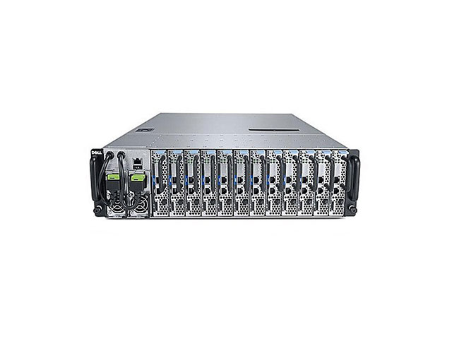 Микросерверы Dell PowerEdge C